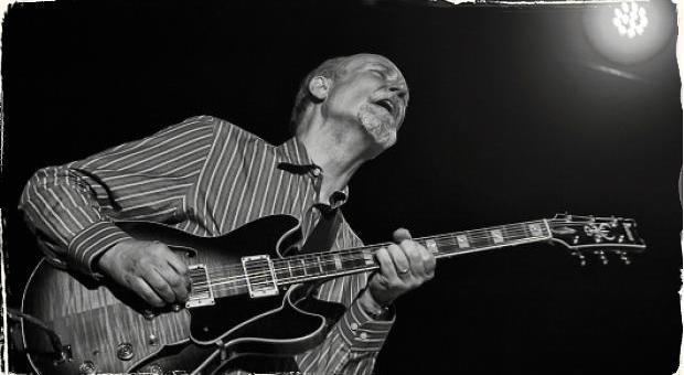 Fotoreport: John Scofield Trio pohľadom Rudolfa Baranoviča