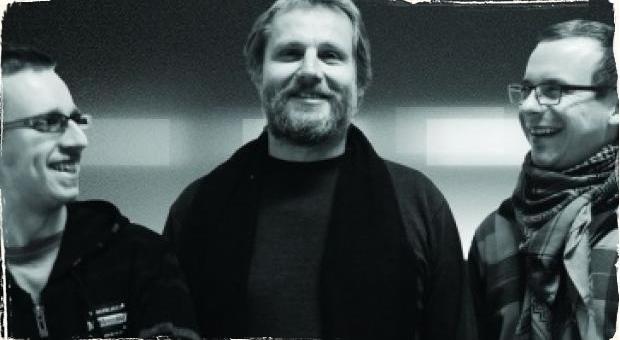 Report: Andrej Šeban Band v Bratislave