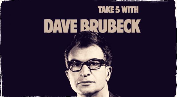 Stiahnite si zadarmo album 'The Jazz Jousters Take 5 with Dave Brubeck'