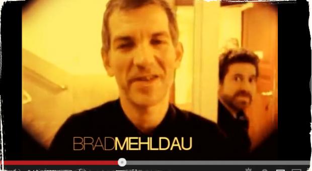 Brad Mehldau a Kevin Hays pozdravujú