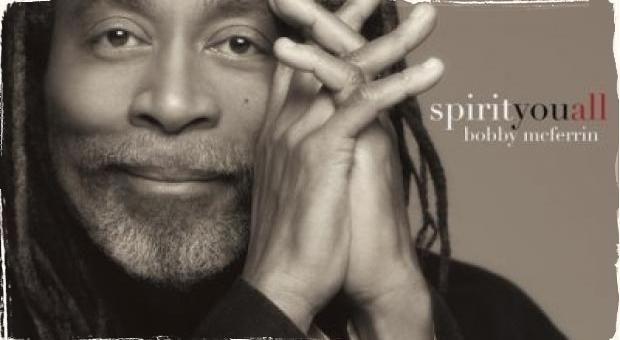 Recenzia CD: Bobby McFerrin – Spirityouall