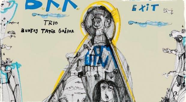 Recenzia CD: BKK Trio - Secret Exit