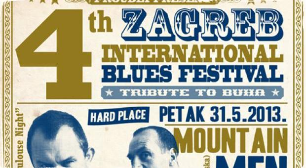4th Zagreb International Blues Festival