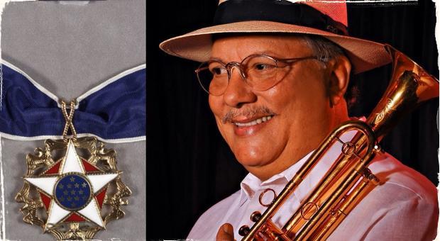 Arturo Sandoval dostane Prezidentskú medailu mieru