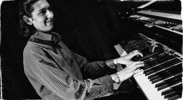 Miloš Biháry Trio v štúdiu Slovenského rozhlasu