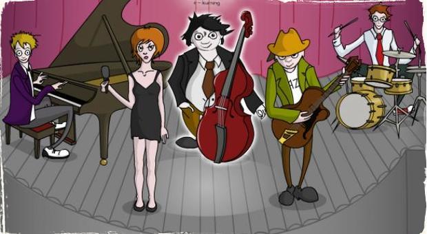 Skúste si zaranžovať song v štýle Swing - Latin - Groove!