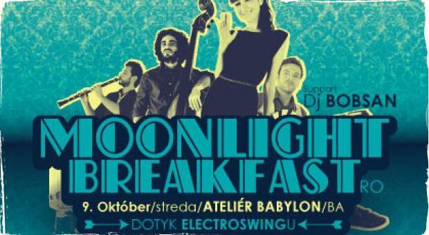 Elektroswingoví Moonlight Breakfast z Rumunska vystúpia v októbri v Bratislave