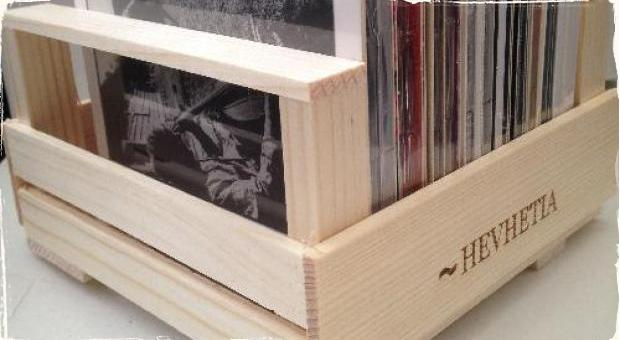 Vianočný Hevhetia  CD box obsahuje aj kvalitné jazzové tituly