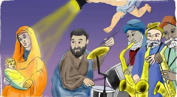 Šťastné a jazzové!