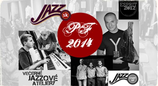 Nech sa jazzu darí aj v roku 2014!