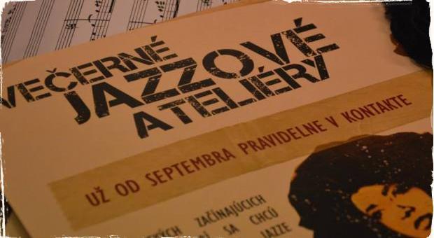 Večerné jazzové ateliéry pokračujú!