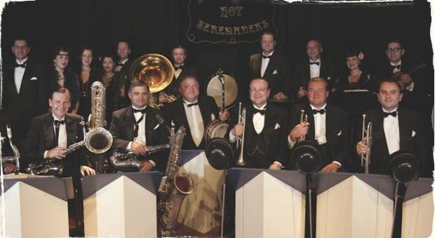 Bratislava Hot Serenaders vzdali poctu americkému jazzu