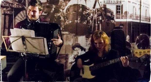 Jazzový akordeón v Jazz Klube 12