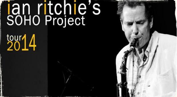 Saxofonista Ian Ritchie s projektom SOHO aj na Slovensku