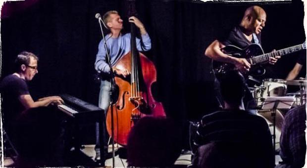 Fotoreport: AMC Trio s Markom Whitfieldom v Banskej Bystrici