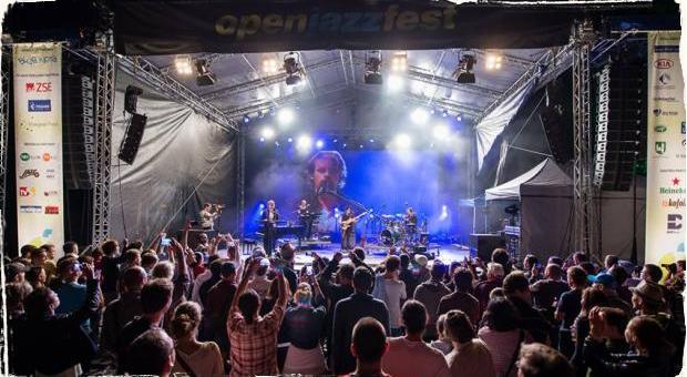 Open Jazz Fest dopadol opäť na výbornú 1/2