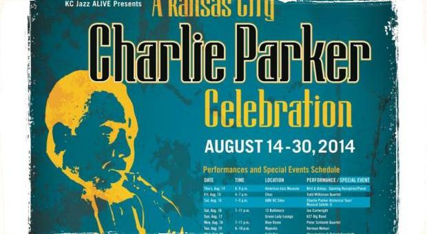 Charlie Parker Celebration v Kansas City