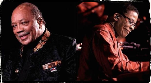 Herbie Hancock ocenený za celoživotný prínos Quincy Jonesom