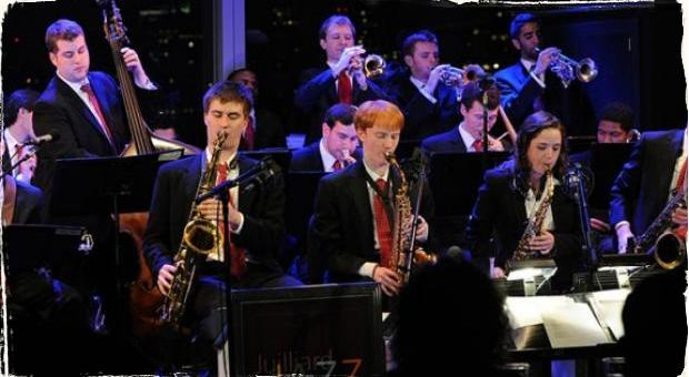 Art Blakey a Max Roach v podaní študentov prestížnej jazzovej školy