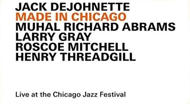 Jack DeJohnette vydáva album s rodákmi z Chicaga