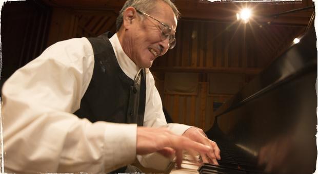 Japonská legenda free jazzového klavíra navštívi Slovensko