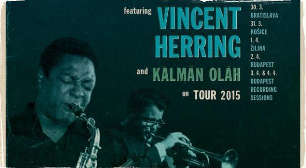 Lukáš Oravec pôjde na turné s výnimočným hosťom Vincentom Herringom (USA)