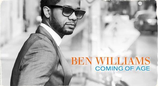 "Kontrabasista Ben Williams prichádza s albumom ""Coming of Age"""