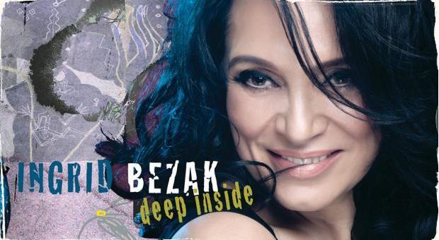 Ingrid Bezáková nahrala vokálny album Deep Inside