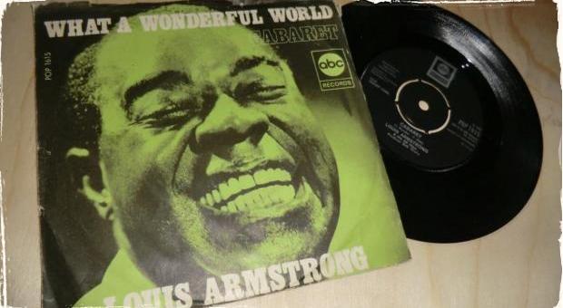 Ako vznikla skladba What A Wonderful World v podaní Louis Armstronga