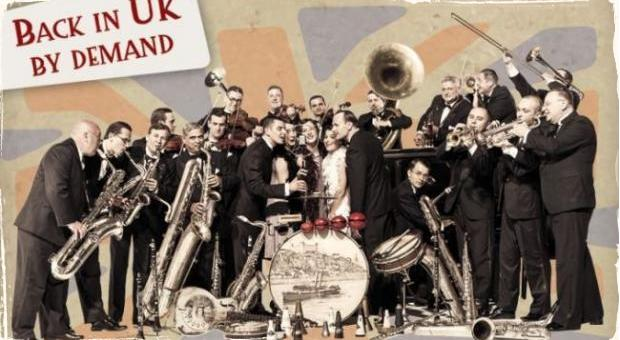 Vynikajúce ohlasy na anglickom turné Bratislava Hot Serenaders