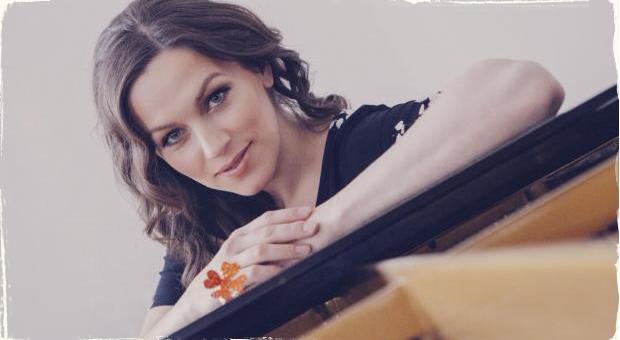 Lucia Lužinská zaspieva na košickom festivale Leto v parku