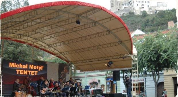 Trenčiansky festival Jazz pod hradom privítal osobnosti jazzu