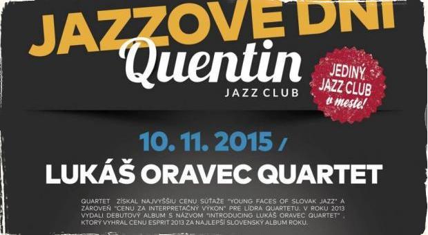Už o pár dní čaká Banskú Bystricu poriadna jazzová nádielka: Quentin jazz club oficiálne otvorený