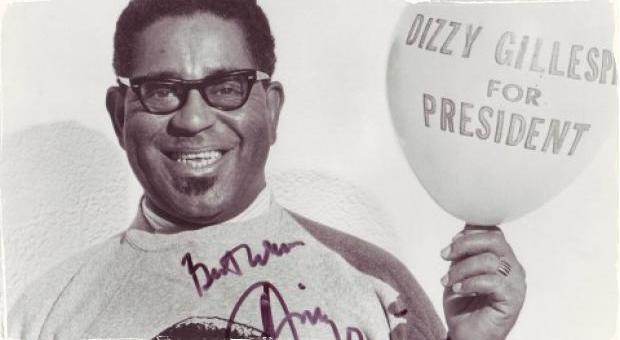 Keď Dizzy Gillespie kandidoval na post amerického prezidenta: Takto by sa žilo v USA