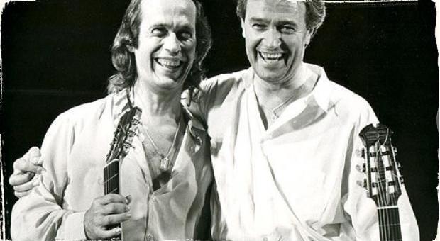 Ďalší doposiaľ nepublikovaný hudobný klenot: V príprave záznam jedinečného koncertu Paco de Luciu a Johna McLaughlina
