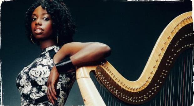 Už ste počuli harfistku hrať jazz?: Brandee Younger vás prekvapí nejeden krát