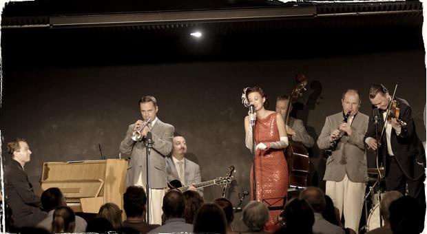 Golden Age Festival 2016 - Véčko v rytme Hot Jazzu