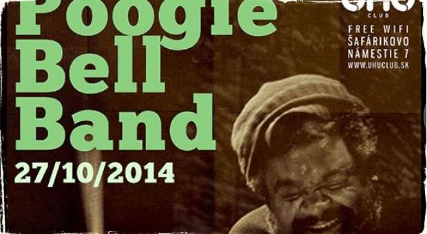 UHU JAZZ NIGHT (POOGIE BELL BAND), 27.10.2014 20:30