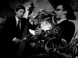 Martin Uherek Quartet - kvadrilógy