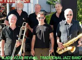 VLADO VIZÁR - REVIVAL & TRADITIONAL JAZZ BAND.