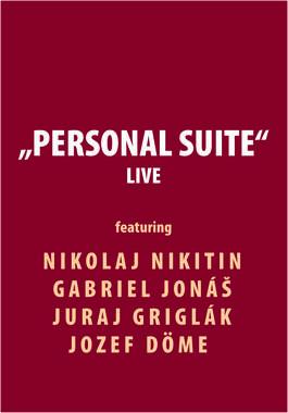 "Nikolaj Nikitin - ""Personal suite live"""