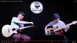 Koncert k Medzinárofnému dňu džezu /Duo Aftertee