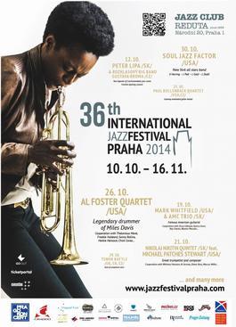 36. International Jazz Festival Praha