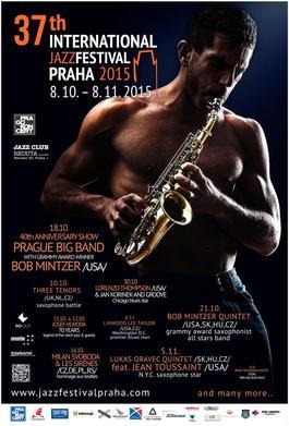 37. ročník Mezinárodního jazzového festivalu pokračuje!
