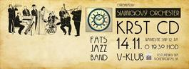 KRST noveho CD FATS JAZZ BANDU