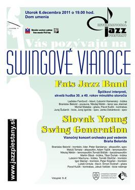 Piatkový koncert v štýle Paca de Luciu a swingové Vianoce