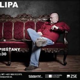 PETER LIPA | koncert, 10.3.2017 19:30