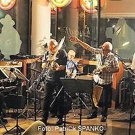 Orchester SWING FIVE znova na scéne!, 24.5.2017 20:00