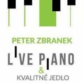 Peter Zbranek Live Piano V Simply Fresh Restaurant, 5.5.2017 19:00