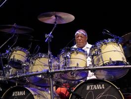 Billy Cobham Band (USA/BRA/GB/F), 16.5.2017 20:30